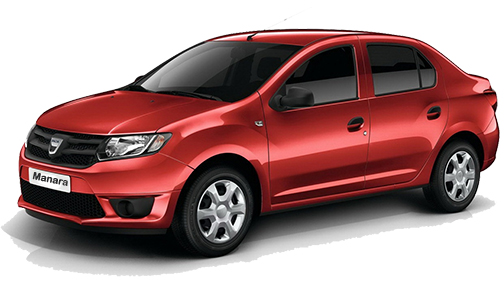 Rent Dacia Logan From Car Rental in Dalaman