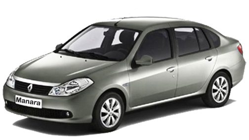 Renault Clio Family Car Rental